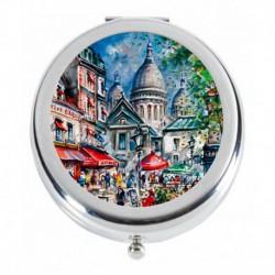 Peinture Montmartre place du Tertre Sacré Coeur