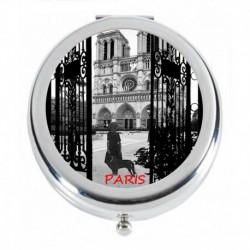Vue d'immeuble Notre Dame de Paris