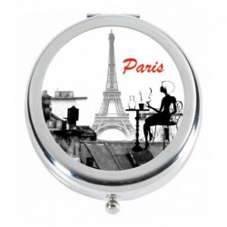 Tour Eiffel vu des toits