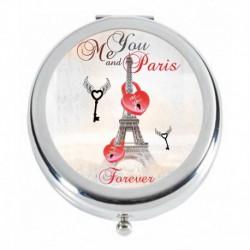 Tour Eiffel cadenas