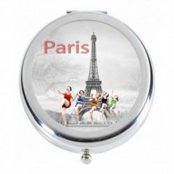 Tour Eiffel danseuses