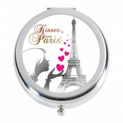 Tour Eiffel Kiss from Paris cœur