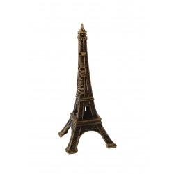 Tour Eiffel 05cm décor bronze