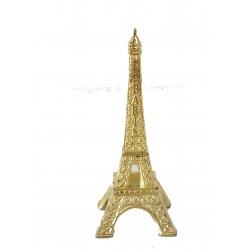 Tour Eiffel 07cm décor laiton