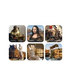 Peinture Paris Louvre
