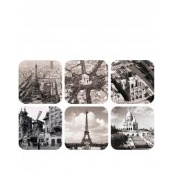 Paris noir et blanc