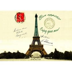 Tour Eiffel Timbre