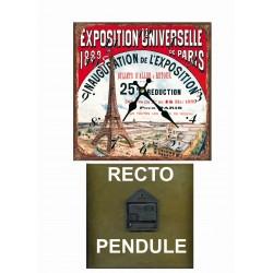 tour Eiffel 1889 Exposition universelle