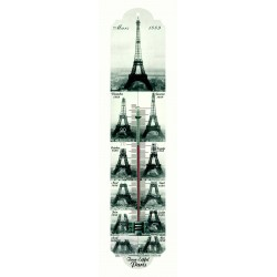 Tour Eiffel construction