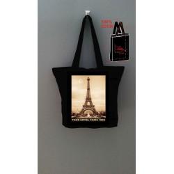 Tour Eiffel sépia
