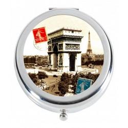 Arc de triomphe carte 2 timbres