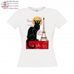 Affiche du Chat Noir à Paris