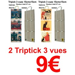 2 TRIPTICK