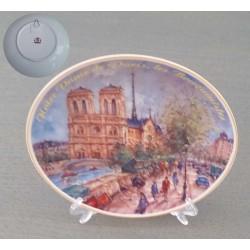 Notre Dame de Paris peinture