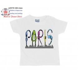 Chat Paris sur les toits
