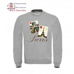 Tour Eiffel +Arc de Triumphe timbres