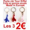 3 TOUR EIFFEL FOLLE