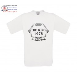 THE KING 1978