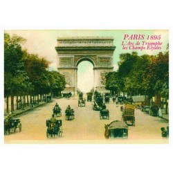 CHAMPS ELYSEES 1895