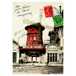 MOULIN ROUGE TIMBRES