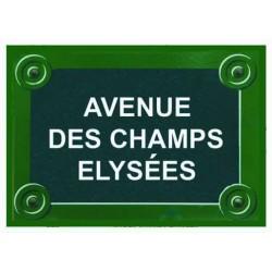 AV DES CHAMPS ELYSEES