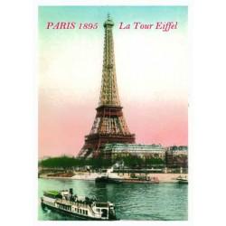 TOUR EIFFEL 1895