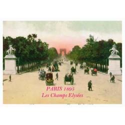 CHAMPS ELYSEES 1895