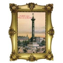 Gravure Place de la Bastille