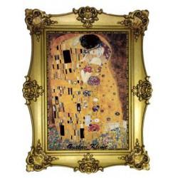 Le baiser Gustav Klimt