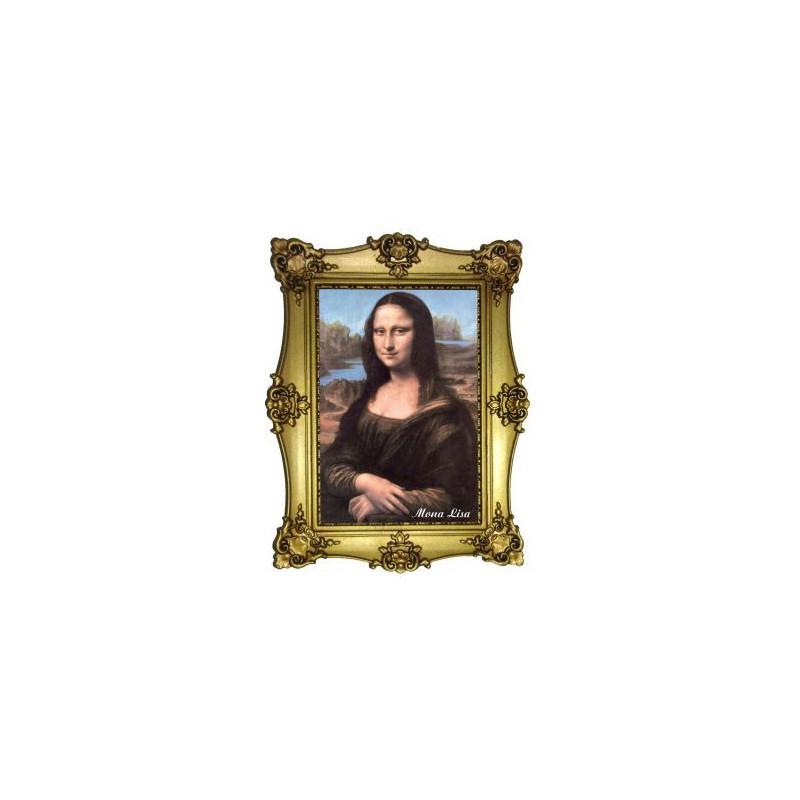 La Joconde Mona Lisa Léonard de Vinci - Souvenirs 2 PARIS