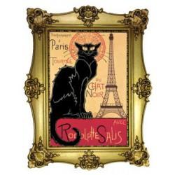 Chat Noir Tour Eiffel