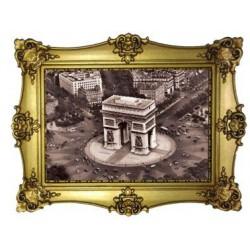 Arc de Triomphe sépia