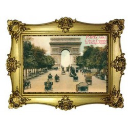 Arc de Triomphe gravure 1895