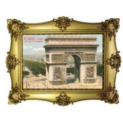 Arc de Triomphe gravure