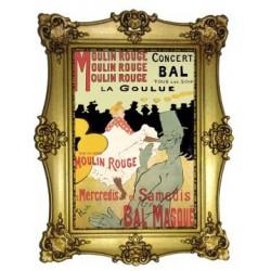 La goulue Toulouse Lautrec