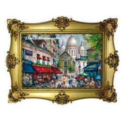 Sacré Cœur de Montmartre place du Tertre