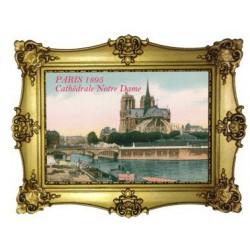 Notre Dame de Paris gravure